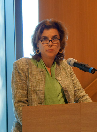 Посол по культуре министерства иностранных дел Нидерландов Ренилд Стейхс