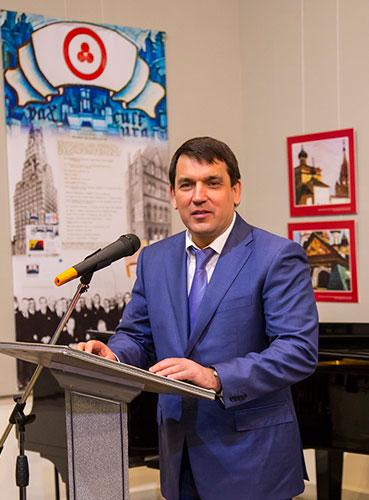 Выступление мэра Новокузнецка С.Н.Кузнецова