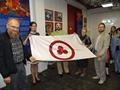 Открытие выставки «Пакт Рериха. История и современность» в Пскове