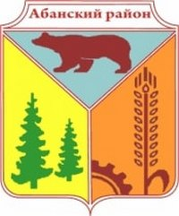 Герб Абанского района