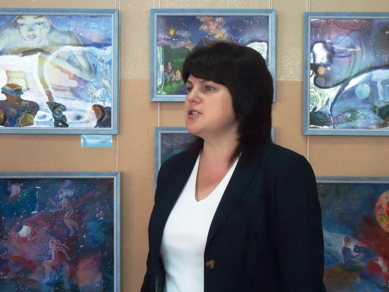 Выступление Светланы Анатольевны Суллеровой, директора школы № 42