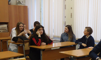 Круглый стол «Диалоги о Культуре» в школе № 42 Твери