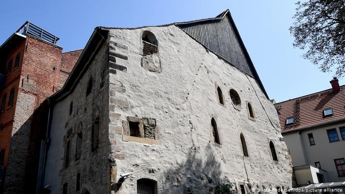Старая синагога в Эрфурте