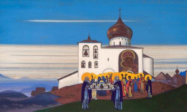В Государственном музее Востока пропали 2 картины Рериха