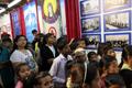 Празднование 82-й годовщины подписания Пакта Рериха в Наггаре (Индия)