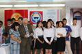 Выставка «Пакт Рериха. История и современность» в Кыргызско-Российском Славянском университете