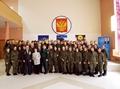 Пакт Рериха в защиту Мира и Культуры. Выставка в Ярославском высшем военном училище противовоздушной обороны