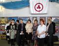 Международный выставочный проект «Пакт Рериха. История и современность» в поселке Панковка Новгородской области