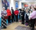 Международный выставочный проект «Пакт Рериха. История и современность» в Валдае Новгородской области