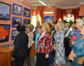 Выставка «Пакт Рериха. История и современность» в Черногорске (Республика Хакасия)