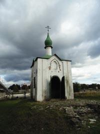 Анастасьевская часовня, Псков