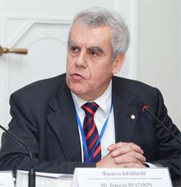 Член Ассамблеи Международного Комитета Красного Креста Франсуа Бюньон