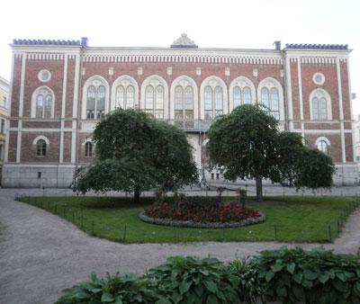 Финский Дворец Знати, Хельсинки