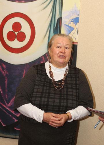Голова Ольга Михайловна