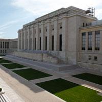 Выставка Международного Центра Рерихов «Пакт Рериха. История и современность» в Женеве