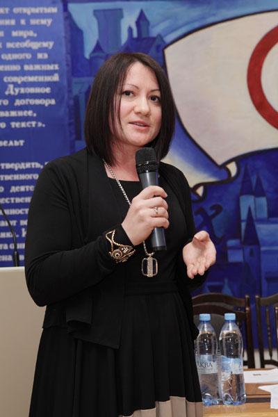 Головина Юлия Николаевна, директор международной школы международной дипломатии при МГИМО (У) МИД РФ