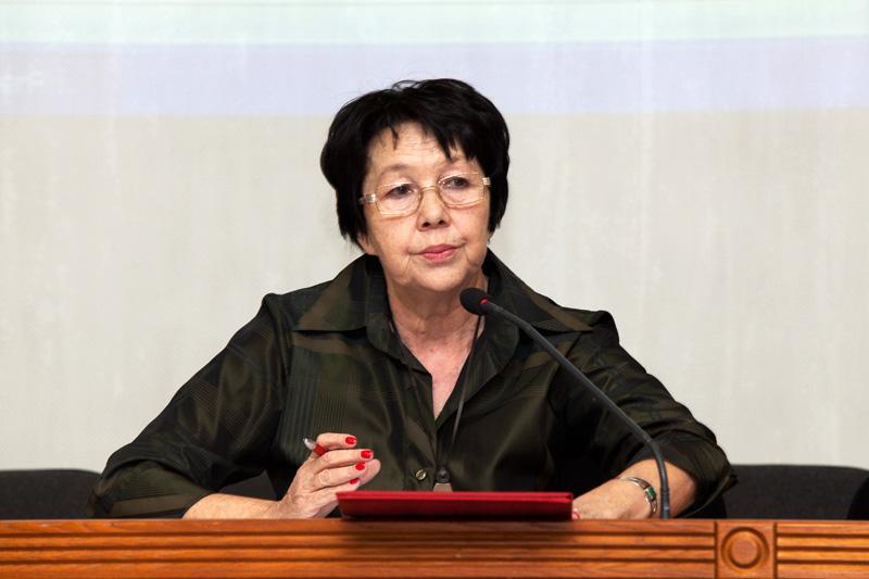 Председатель Центрального совета ВООПИиК Г.И. Маланичева