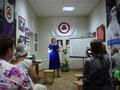 Международный выставочный проект «Пакт Рериха. История и современность» в городе Окуловка Новгородской области