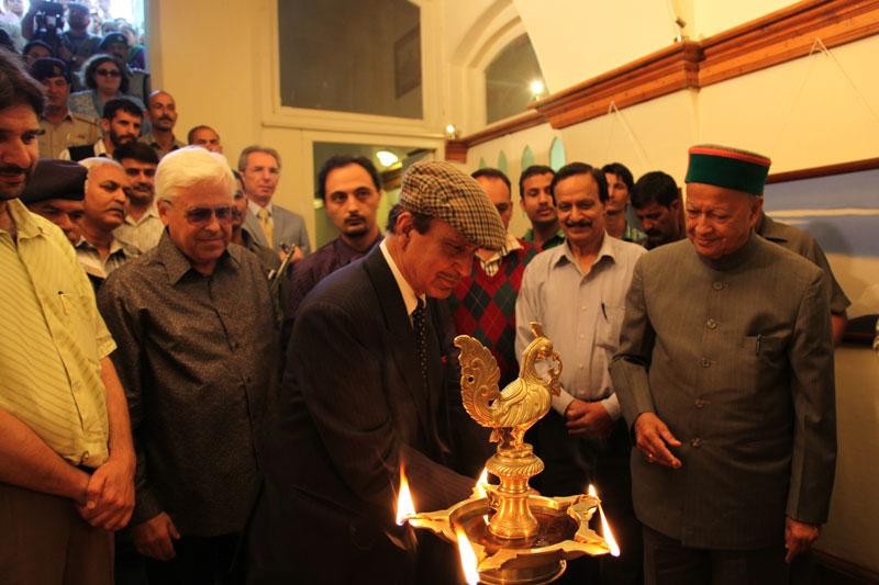 Открытие выставки «Пакт Рериха. История и современность» в Индии