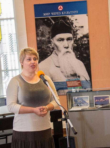 Карасева Ольга Юрьевна, начальник Управления культуры спорта и молодежной политики г. Кемерово