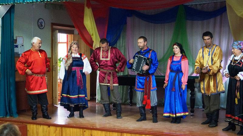 Народный ансамбль  Сиберия