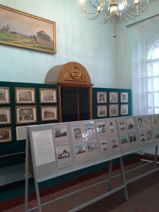 Фотораздел выставочного проекта, посвященный объектами культурного и природного наследия Сибирского федерального округа