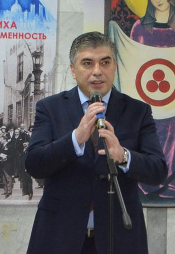 Фарид Велиханович Абалаев