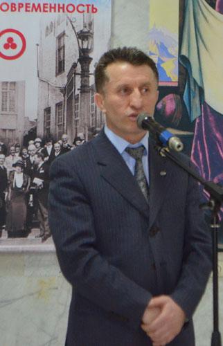 Магомед Нурмагомедович Амирханов