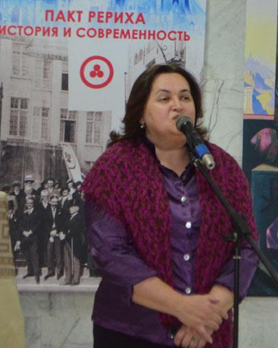 Елена Джамидиновна Гарунова