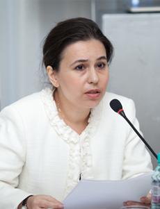 Директор филиала Международного Центра Рерихов в Болгарии Марга Куцарова