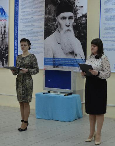 Елена Александровна Сергеева и Ирина Ярославовна Маркушина