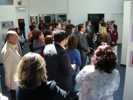 Открытие фотовыставки, представляющей историю Пакта Рериха из фондов Международного Центра Рерихов