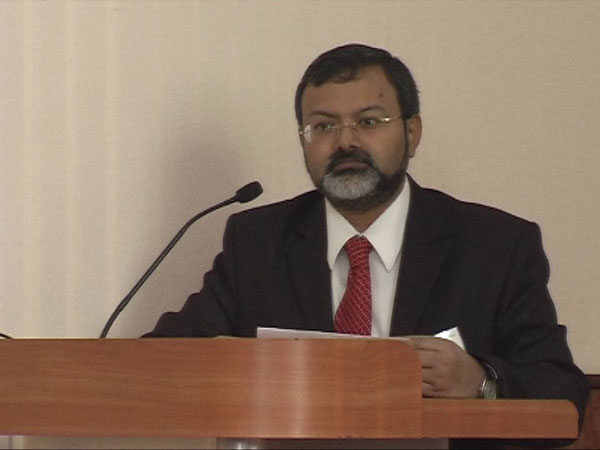 Посол Индии в Белоруссии М. Кумар Бхарти