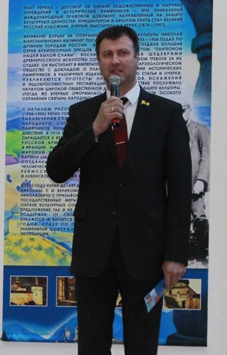 Глава г. Нефтеюганска Виталий Анатольевич Бурчевский