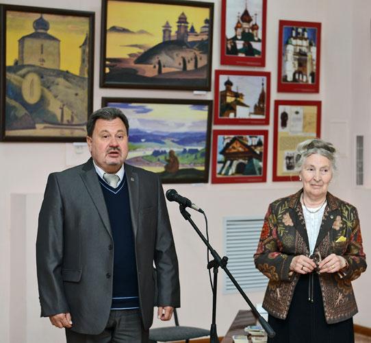 В.Е.Державец и Е.С.Белослудцева