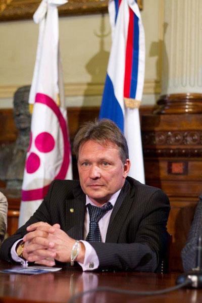 Посол Российской Федерации в Аргентине Виктор Коронелли