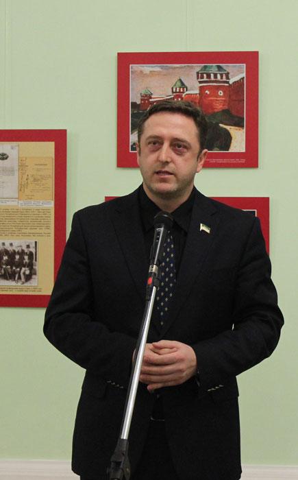 Депутат Парламента Чеченской Республики, кандидат политических наук, доцент Чеченского государственного университета Магомед Исаевич Алхазуров
