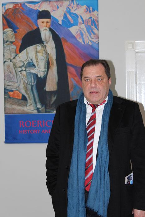 Советник Посольства РФ в Кыргызстане А.Мзареулов
