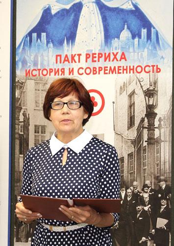 Нина Минченко