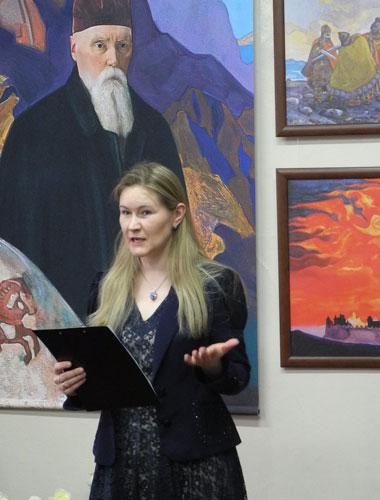Выступление М.Г.Грачевой, начальника отдела культуры и молодежной политики администрации Кизеловского района