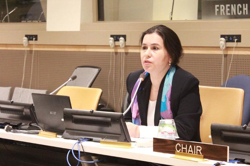 Лекция руководителя филиала МЦР в Болгарии Марги Куцаровой