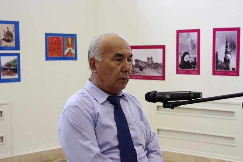 Главный ученый секретарь АХ Узбекистана Абдумаджид Мадраимов