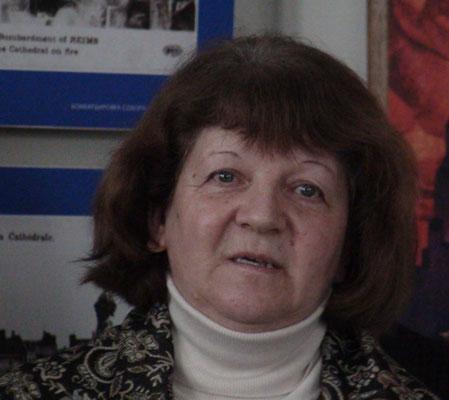 Моисеенко Валентина Ивановна