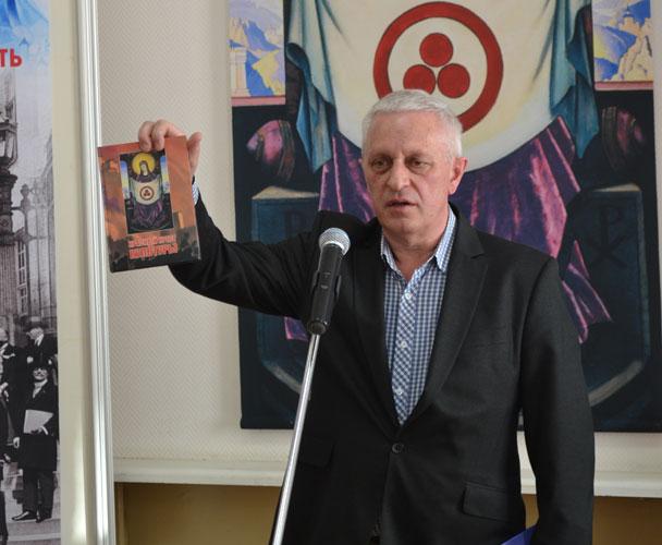 Яков Николаевич Глухов