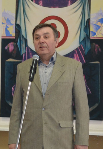 Геннадий Алексеевич Руденко