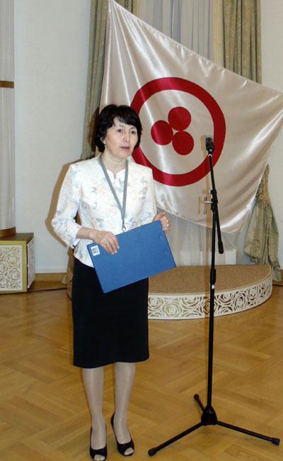 ГульнараСайтулловна Мадиева