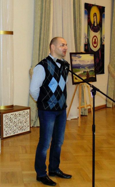 Сергей Александрович Здановский
