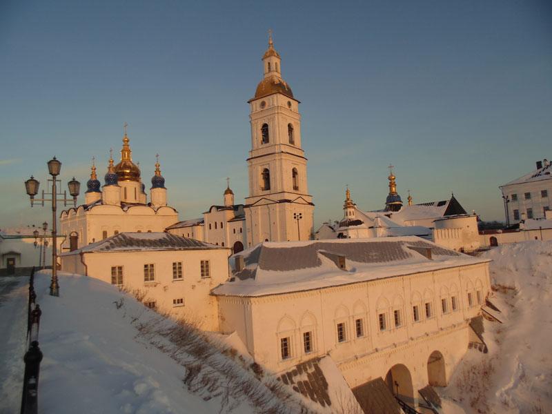 Кремль. Софийский собор