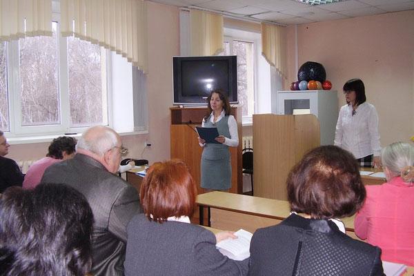 Выступление представителя Международного Центра Рерихов А.В.Клементьевой