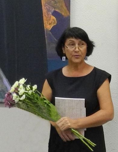 А.Б.Вазагашвили, исполнительный директор Дома художников
